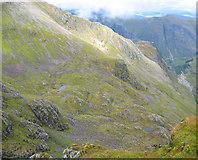 NN1454 : Lochan-studded valley by Espresso Addict