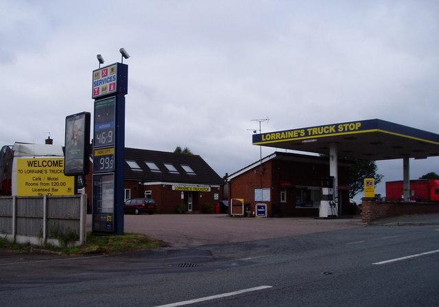 Lorraine's Truck Stop