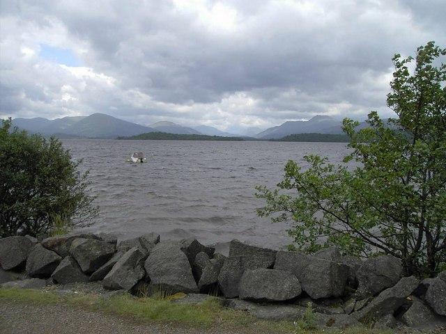 South Loch Lomond