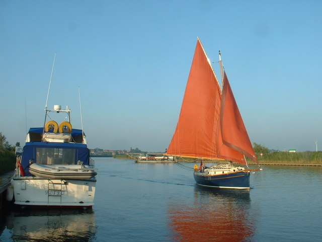 Wherry at the Ferry