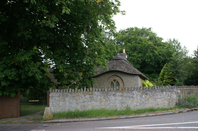 Moon Cottage on the A39