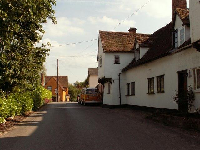 Stone Street, Suffolk