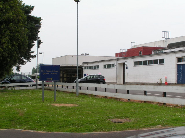 Tunbridge Wells High School. by N Chadwick