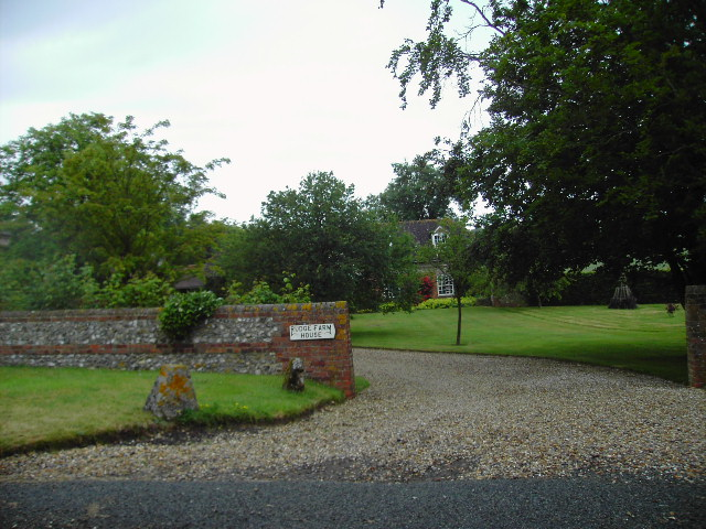 Rudge Farm House