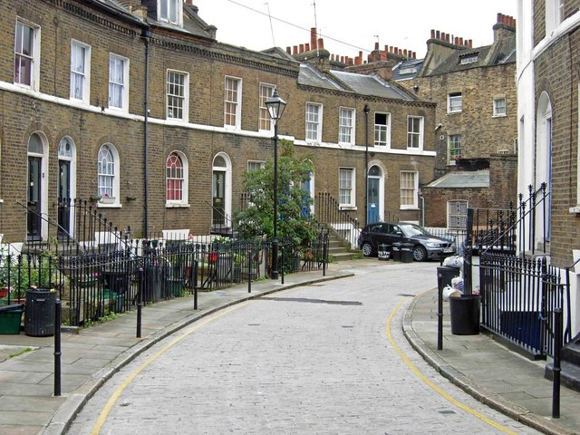 Keystone Crescent, King's Cross