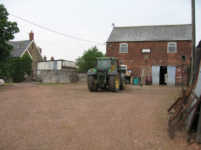 Hall Farm, Brinsley, Nottinghamshire