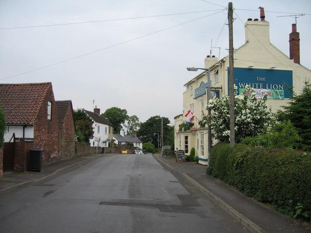 Hall Lane, Brinsley, Nottinghamshire