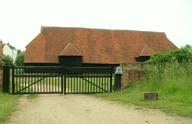 Grange Barn, Little Coggeshall, Essex