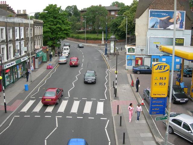 Lewisham Road SE13