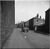 SD8912 : Rag and Bone Man, Miall Street, Rochdale, Lancashire by Dr Neil Clifton
