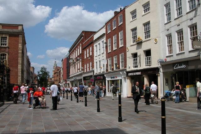 Worcester High Street