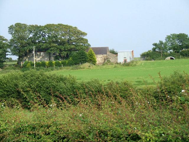 Rhyd Y Badell Farm