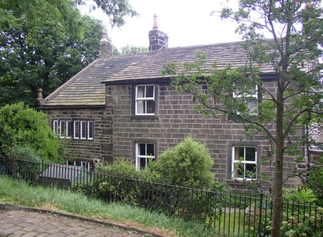 Chantry House, Heptonstall
