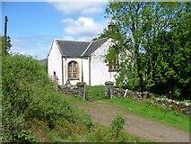 NM4339 : The Telford Church, Ulva by Mick Garratt