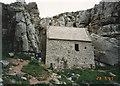 SR9692 : St. Govan's Chapel by Gary Davies