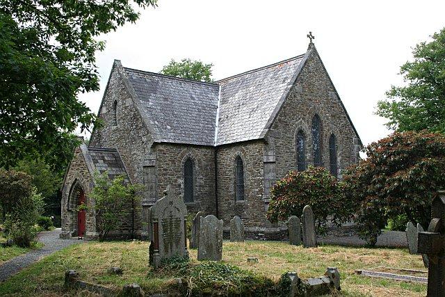 St Paul's Church Gulworthy