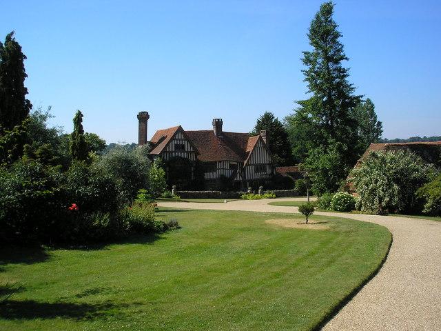 Waystrode Manor, near Cowden, Kent