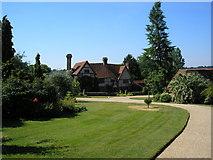 TQ4540 : Waystrode Manor, near Cowden, Kent by Dr Neil Clifton