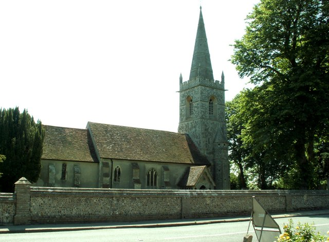St. Edmund King & Martyr church, Tendring, Essex