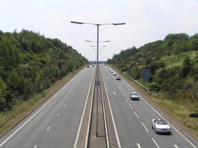 View towards Mosborough