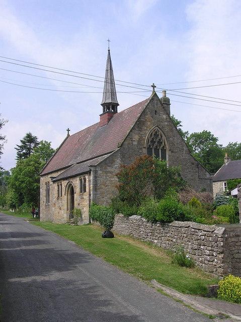 The Church of St.James : Dalton