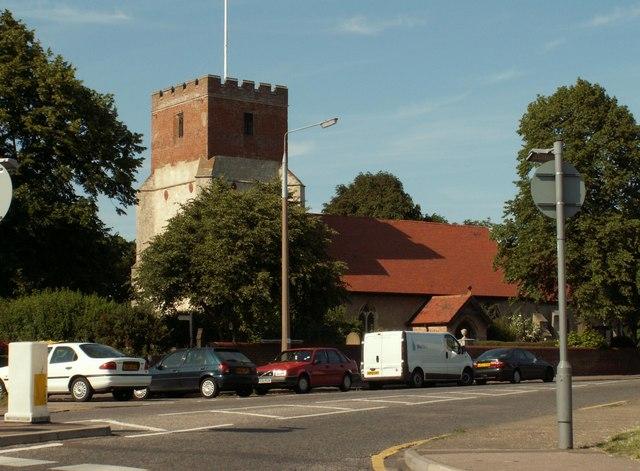 All Saints' church, Dovercourt, Essex