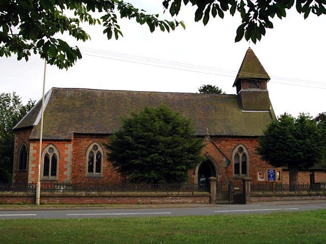 The Parish church of St Thomas, Hanwood