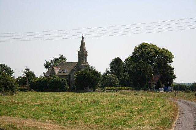 All Saints' church, Cold Hanworth