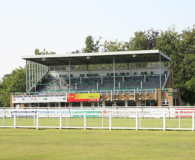 Sarum Stand, Salisbury Racecourse