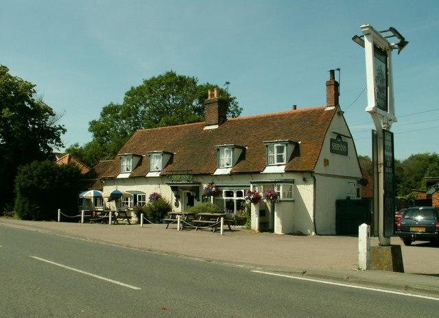 'Ship Inn', Kirby-le-Soken, Essex