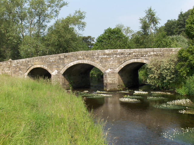 Crook's Bridge, near Wreay