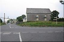 SX0360 : Crossroads near Bodwen by Phil Williams