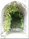 SX4268 : Lime kiln at Cotehele Quay by Penny Mayes