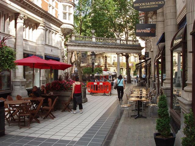 Sicilian Avenue, Holborn