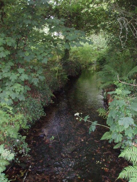 Stream near Clowance wood
