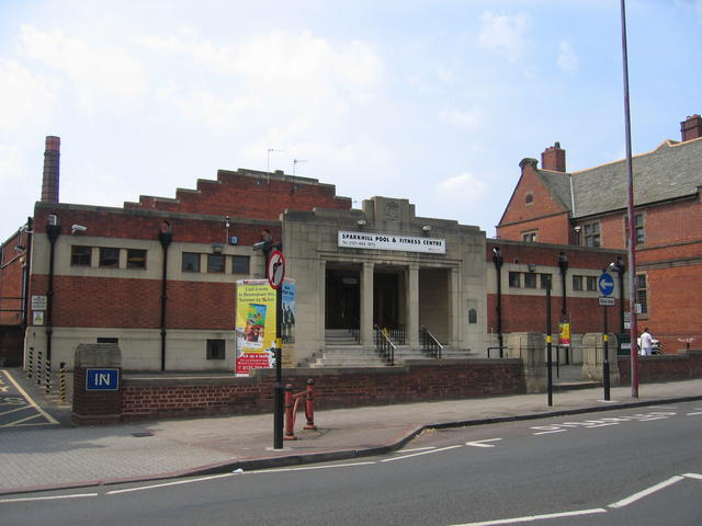 Sparkhill Swimming Baths