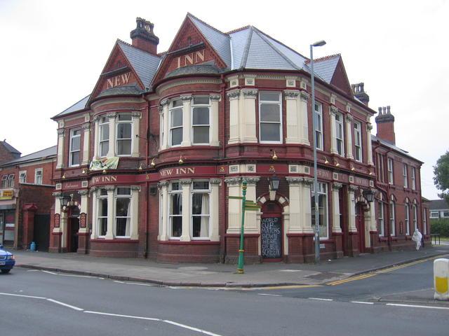 The New Inn, Balsall Heath