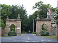 NZ0356 : North Eastern entrance to Minsteracres Estate by Clive Nicholson