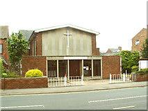 SE7423 : Goole, Central Methodist Chapel by Gordon Kneale Brooke