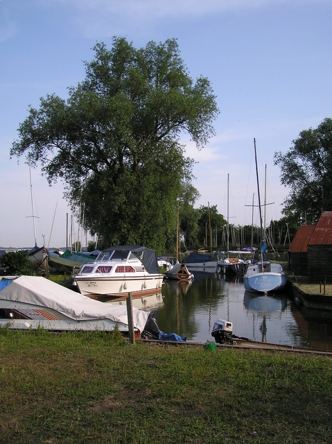 Hickling Staithe