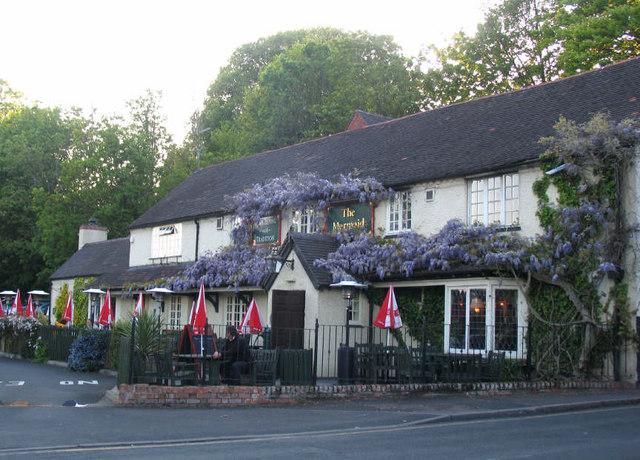 The Mermaid Inn, Wightwick, Tettenhall