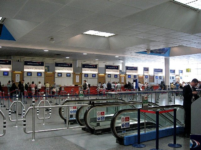 Gatwick Airport North Terminal Postcode >> North Terminal Gatwick C Roger Gilbertson Geograph Britain And