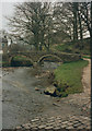 SD9339 : Stone bridge at Wycoller by Stephen Craven