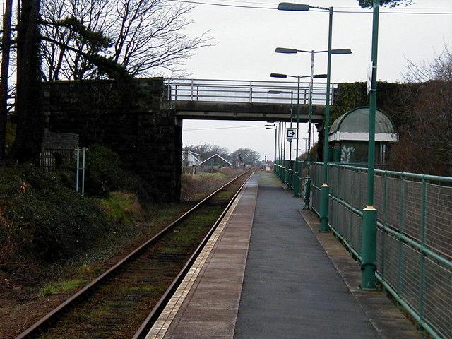 Talybont Station, Cambrian Coast Line