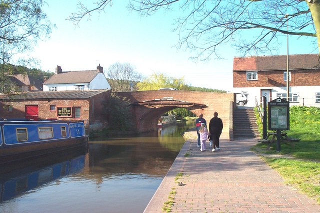 Hopwas Canal Bridge