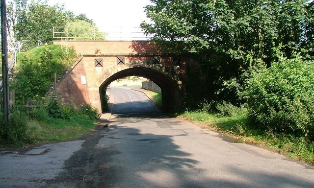 Railway Bridge, Kirklevington