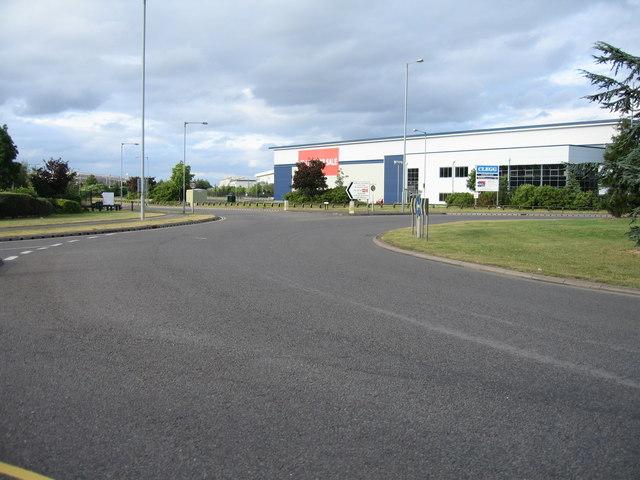 Parkway, Centrum 100, Branston, Burton upon Trent, Staffordshire.