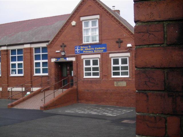 St Alban's Catholic Primary School, Pelaw