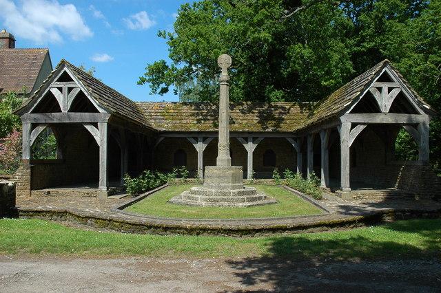 War Memorial at Blackmoor