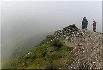 NN6240 : The summit, Beinn Ghlas by Andrew Smith